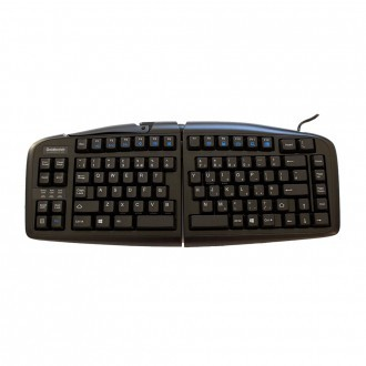 SitSmart Gold Touch V2 Ergonomic Keyboard