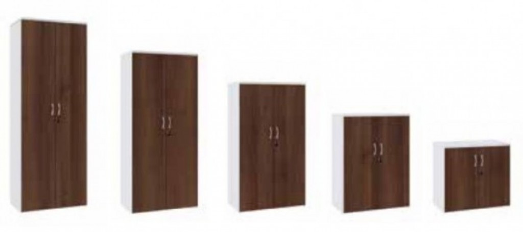 SitSmart Duo Cupboards