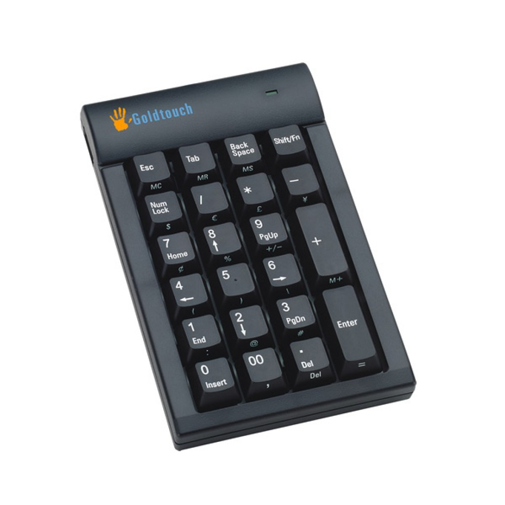 Goldtouch Ergonomic Number Pad