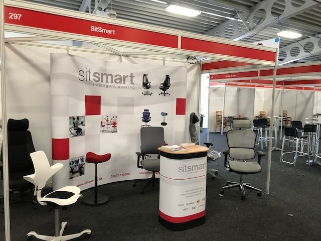 SitSmart makes links with local businesses at Kent Vision Live