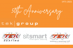 TEK Group celebrates 50 years!