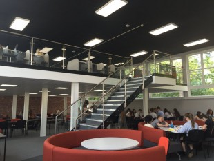 SitSmart goes back to school with Weald 6th form installation